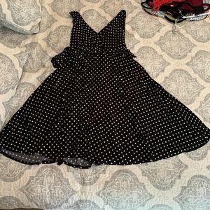 Ralph Lauren Polka dots dress size 10